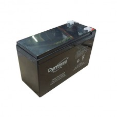 AGM BATTERY 12V 7.5AH/C20 6AH/C5 T1